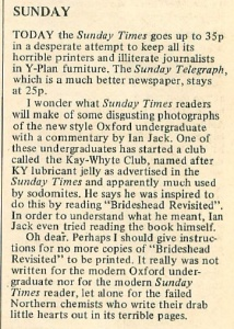 Private Eye no. 503, 27 March 81.
